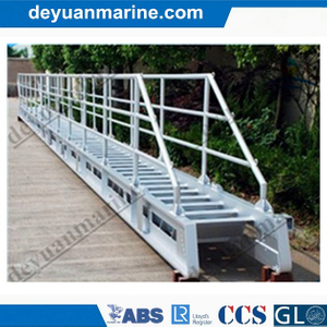 B Type Aluminum Bulwark Ladder/Marine Ladder