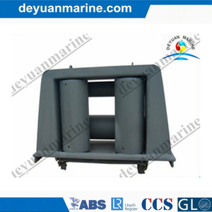 Germany Standard DIN Type Roller Fairlead