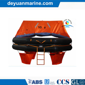 10 Man Throw-Overboard Inflatable Liferaft