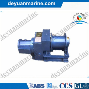 Marine Pneumatic Rope Ladder Winch