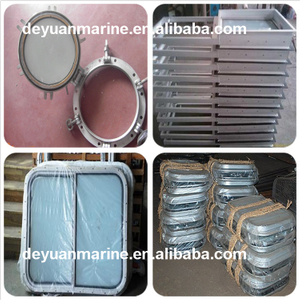 Marine Steel Opening Side Scuttle/Porthole With Deadlight