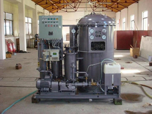 1.50m3/h Oily Ballast Water Separator