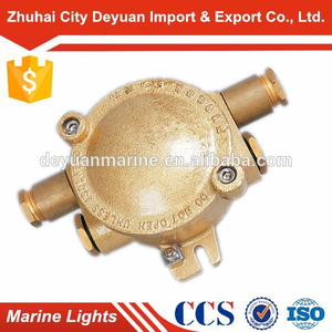 Brass Explosion-proof Junction Box dCJXH202-1