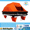 12 Man Yacht Type Inflatable Life raft with GL Test Certificate