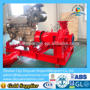 1200M3/h Marine External Fire Fighting Pump For FIFI System