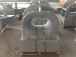 Round type Marine Deck Mounted EU Type Chock