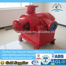 External Horizontal Centrifugal Fire Pump For FIFI System For Marine