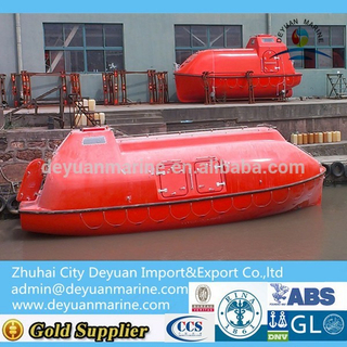 Fire Resistance Type Totally Enclosed Life Boat