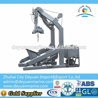 Fast Rescue Boat Landing Device With High Quality