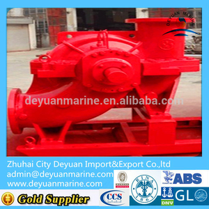 Fire Pump for fire fighting system(600M3/h)