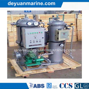 China Marine 15ppm Bilge Oily Water Separator Supplier
