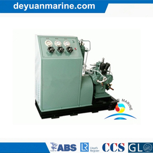 High Pressure Marine Air Compressor