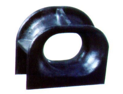 Marine Use Ship Round Type Chock