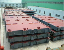 35000DWT Container Hydraulic Hatch cover system
