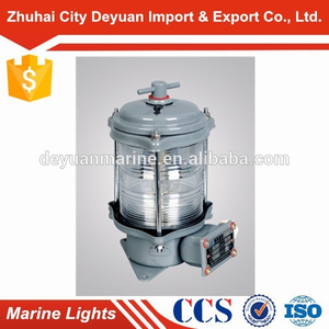 24V Single-deck Navigation Signal All-round Light For Sale