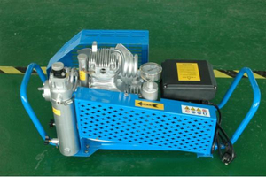 Single cylinder Low Pressure 1.0MPa Air Cooling Marine Air Compressor