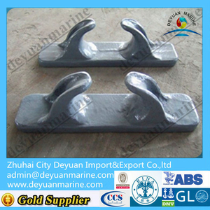 Marine Cast Fairlead Chock