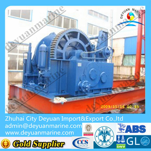 Electric towing winch with good quality