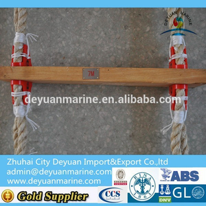 Embarkation Rope Ladder With Good Price