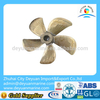 CCS approved 79600DWT Bulk Ship Fixed Pitch Propeller