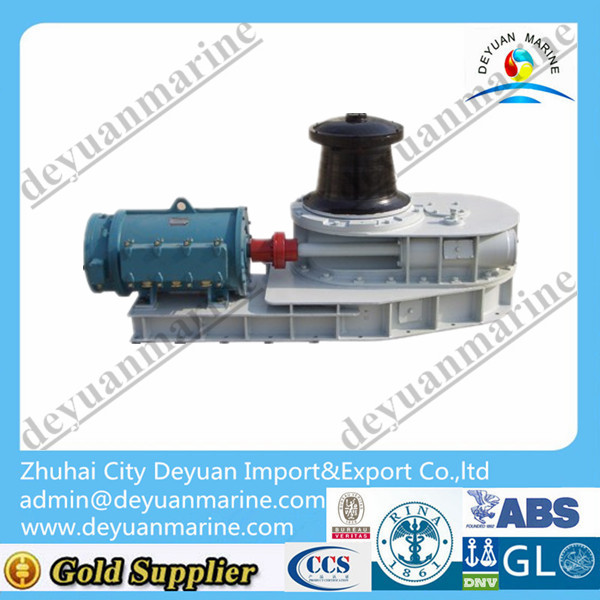 5-250KN Ship Electric horizontal capstan with ABS certificate