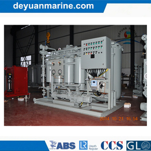 China Marine Oil Water Separator Bilge Water Generator Supplier