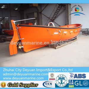 7.5M Open Type Lifeboat (Hook Distance 4.5-8.00m)