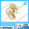 Marine 5 Blade Big Develop Area Ratio Propeller For Sale