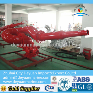 High Quality!!Handle Operation Fire Fighting Monitor