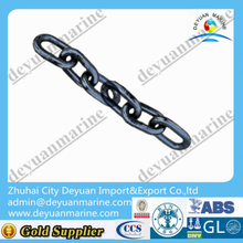 Grade U1 U2 U3 Marine Studlink Anchor Chain with superior quality