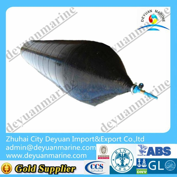 Pneumatic Rubber Fender Marine Salvage Airbags For Floating Ship And Ship Launching