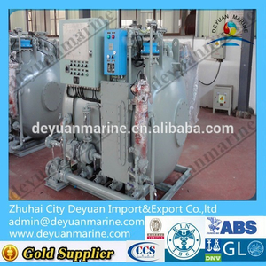 100 Persons Marine Sewage Treatment Plant