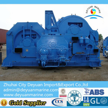 Double drum Hydraulic Anchor Windlass and Mooring Winch
