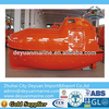 Totally Enclosed Lifeboats And Gravity Luffing Arm Type Davit