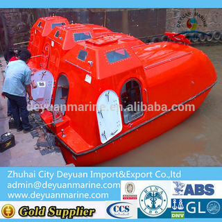 Totally Enclosed Life Rescue Boat