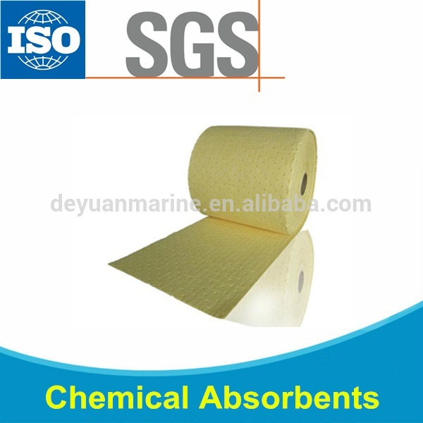 100% PP Chemical Absorbent Rolls