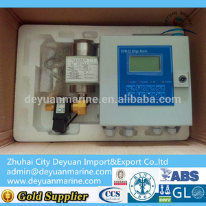 IMO Resolution MEPC.107(49) Standard 15ppm Bilge Alarm Water Alarm Oil Content Meter for Sale