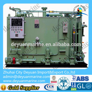 10 Persons Ship Sewage Treatment Plant Marine Sewage Water Treatment Plant