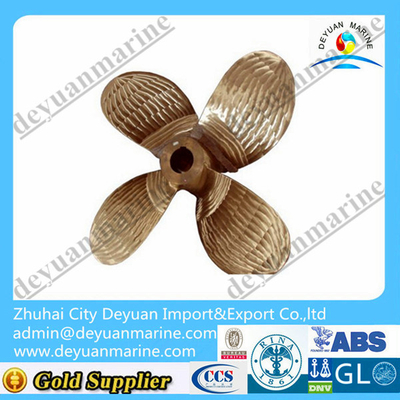 3/4 Blade fixed pitched marine propeller with CCS certificate