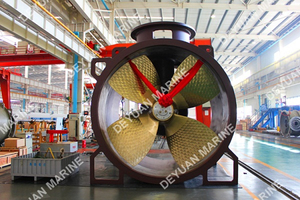 Hydraulic Bow Thruster