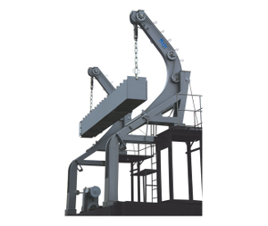 Accumulator Type Davit