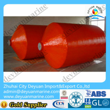 Marine Rubber Fender foam filled buoy for dock with CCS and ISO