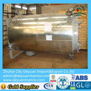 marine hot water boiler oil and gas boiler