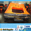 6 Man Throw-overboard Yacht Infatable Life raft for sale