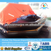 Solas approved 25 Man Throw Over Board Life raft for sale