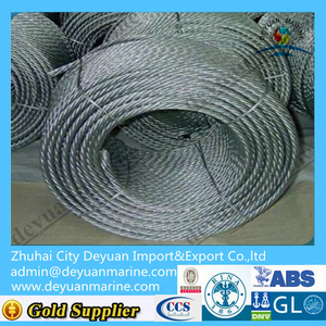 Electrical Steel Wire Rope Diameter 38mm