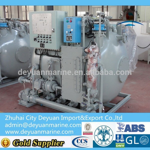 15Persons Marine Small Sewage Treatment Plant