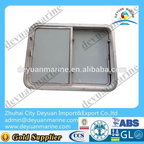 Aluminum Sliding Window for Ship with CCS,DNV,BV Certificate