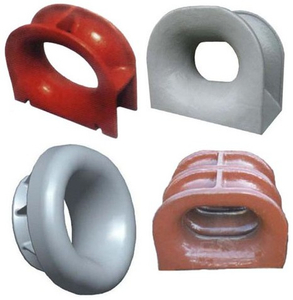 Cast Steel Marine Use Ship Use Mooring Marine Chock