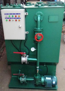 WCH series domestic sewage cut sterilizing storage tank